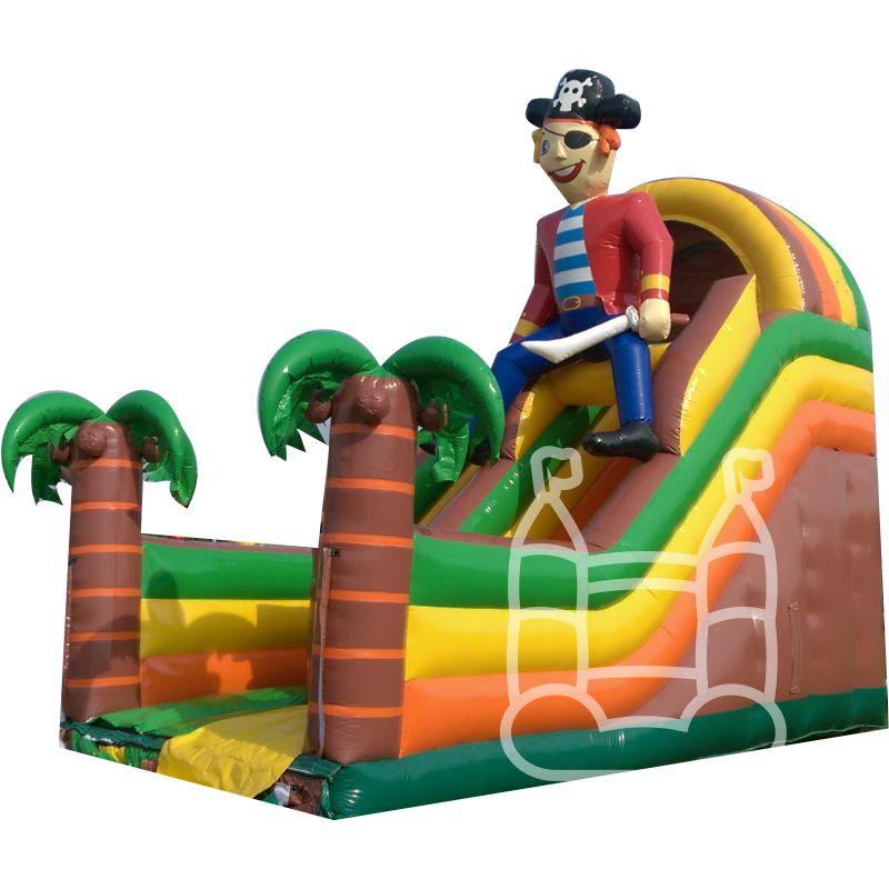 Glijbaan-Piraat-XXL-6,5m-hoog-huren