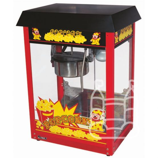 Popcornmachine incl. 150 porties huren